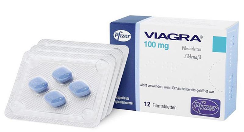 Sản phẩm Viagra đang lưu hành rộng rãi trên thị trường được sản xuất tại Mỹ và Ấn Độ