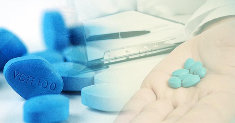 Nam giới dùng thuốc trước khi quan hệ tình dục từ nửa tiếng cho đến khoảng 1 tiếng