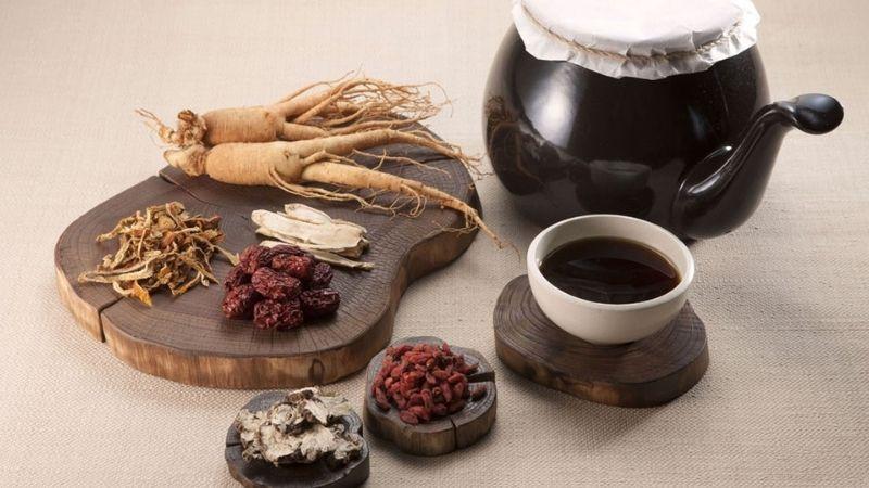Các bài thuốc điều trị trong Đông y
