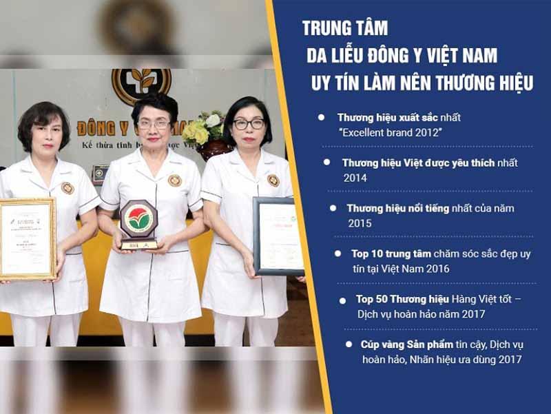 Trung tâm Da liễu Đông y Việt Nam đi đầu trong điều trị các bệnh viêm da bằng YHCT
