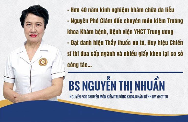 Bác sĩ Nguyễn Thị Nhuần được nhiều báo đài đưa tin, ca ngơi