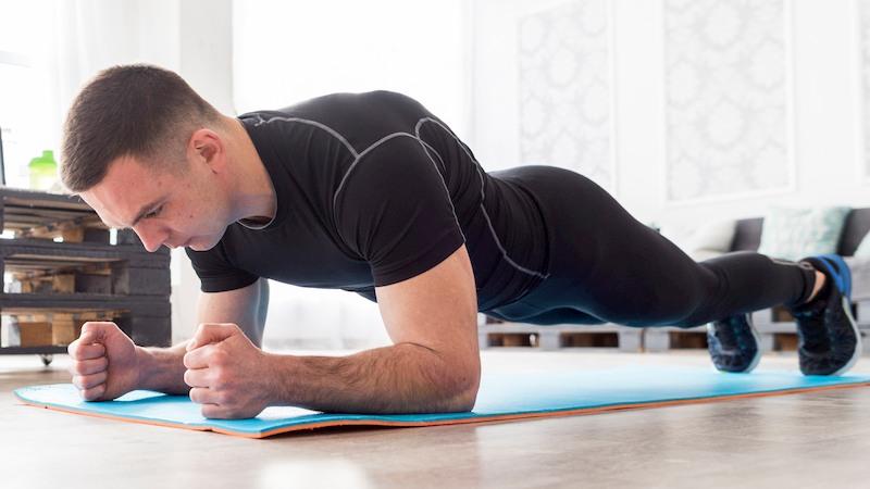 Tập bài thể dục được cho là một trong các cách cải thiệ n tình trạng xuất tinh sớm an toàn, hiệu quả