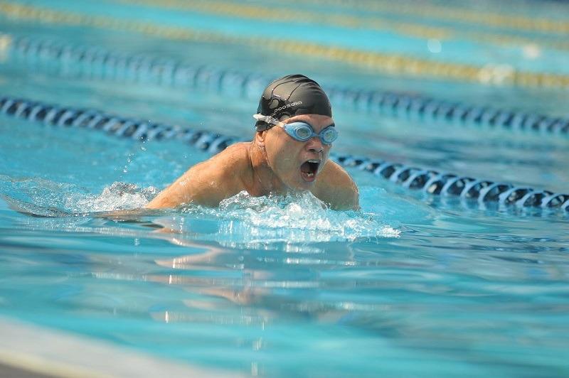 Bơi lội là cách cải thiện sức khỏe, tăng cường chức năng sinh lý hiệu quả