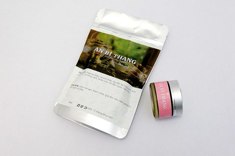 Thuốc uống và thuốc bôi An Bì Thang được bào chế thành cao giữ được dược chất tốt nhất, tiện dụng, dễ dùng