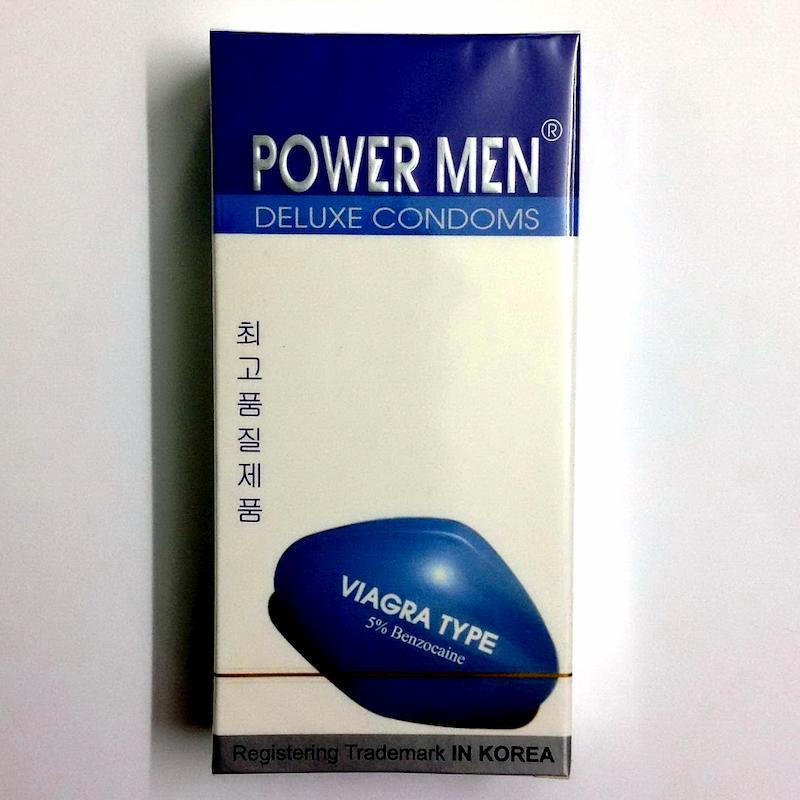 Sản phẩm kéo dài thời gian quan hệ cho nam giới Power Men Viagra Type