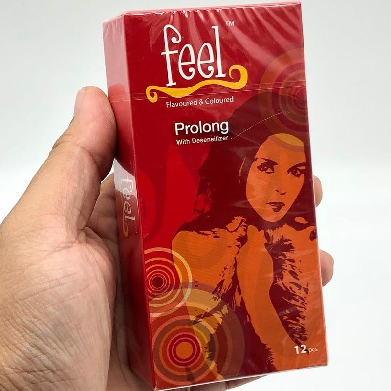 Feel Prolong là sản phẩm đình đám của Malaysia