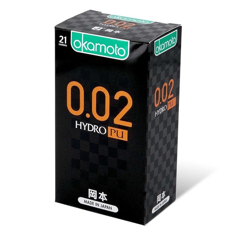 Okamoto 002 cho cuộc yêu viên mãn