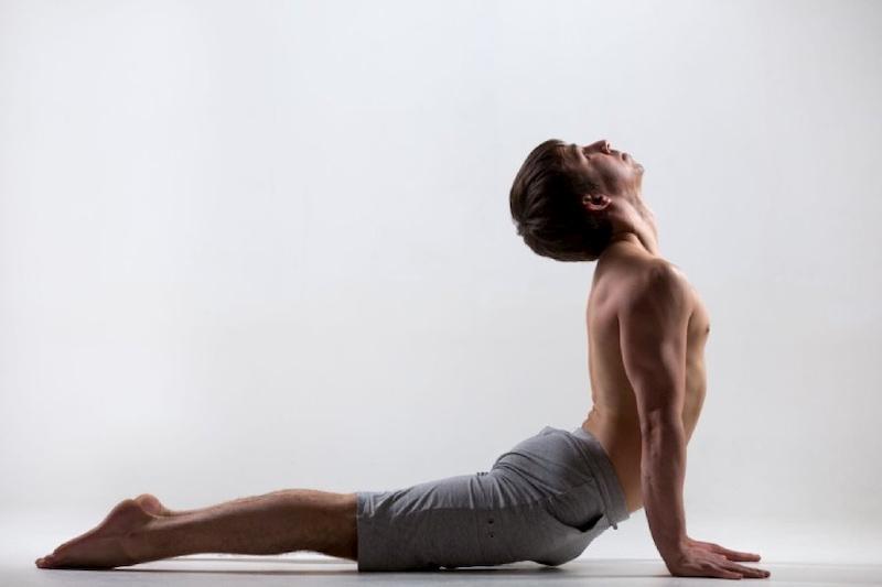 Yoga không chỉ đem lại tinh thần sảng khoái mà còn giúp tăng sức mạnh cơ mu cụt