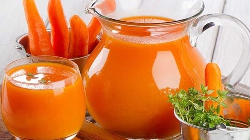 Cà rốt chứa beta caroten, đây là tiền chất của vitamin A và có khả năng chống lại lão hóa