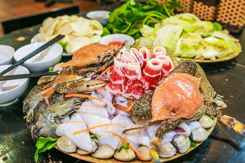 Các loại hải sản rất hữu hiệu trong việc kéo dài thời gian quan hệ