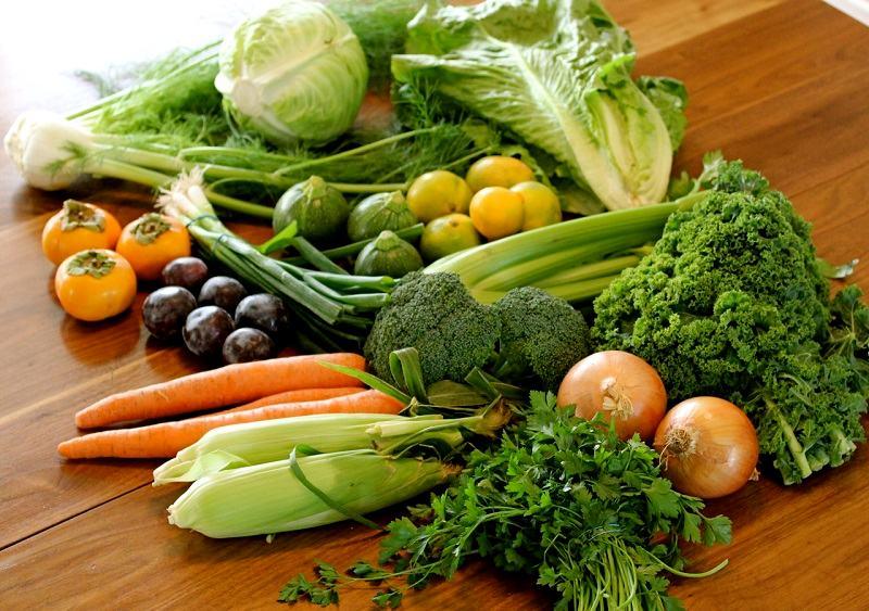 Rau xanh cũng là thực phẩm cải thiện tích cực khả năng tình dục ở nam giới