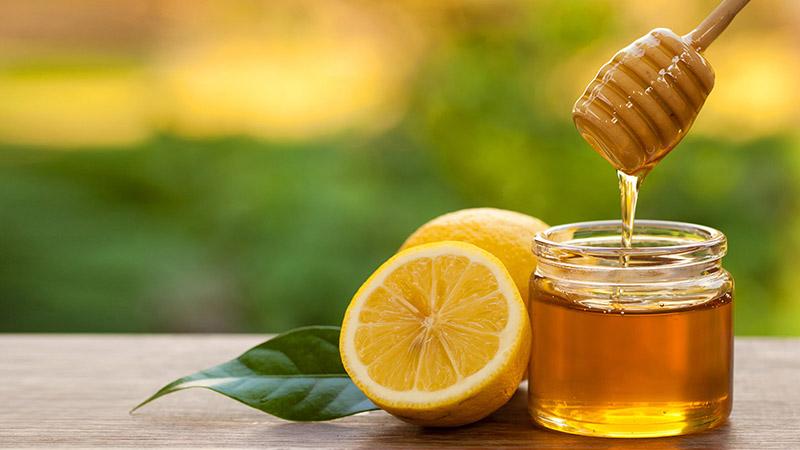 Dùng chanh với mật ong để cải thiện chứng xuất tinh sớm