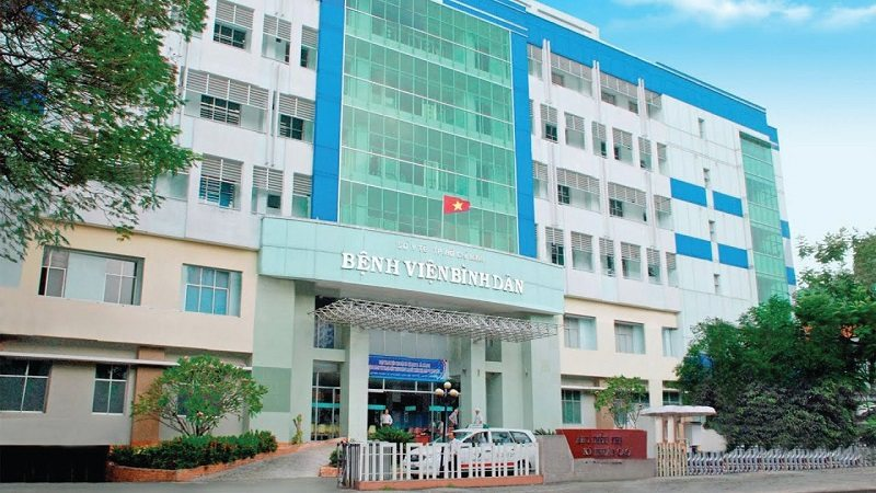 Bệnh viện Bình Dân là địa chỉ khám nam khoa, điều trị yếu sinh lý, xuất tinh sớm,... uy tín