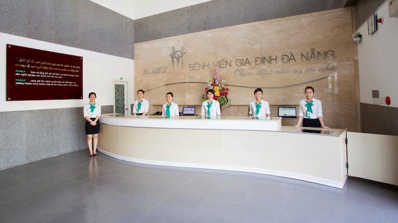 Chất lượng khám chữa bệnh và phong cách làm việc chuyên nghiệp tại bệnh viện Gia Đình Đà Nẵng