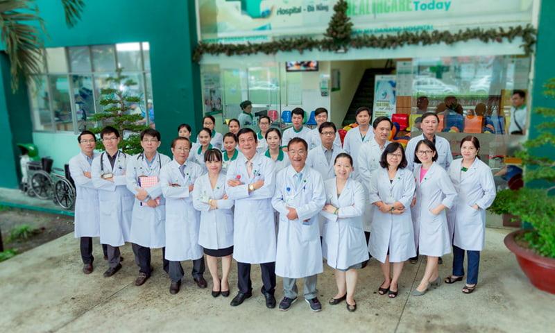 Đội ngũ y bác sỹ uy tín, dày dặn kinh nghiệm ở bệnh viện Hoàn Mỹ Đà Nẵng