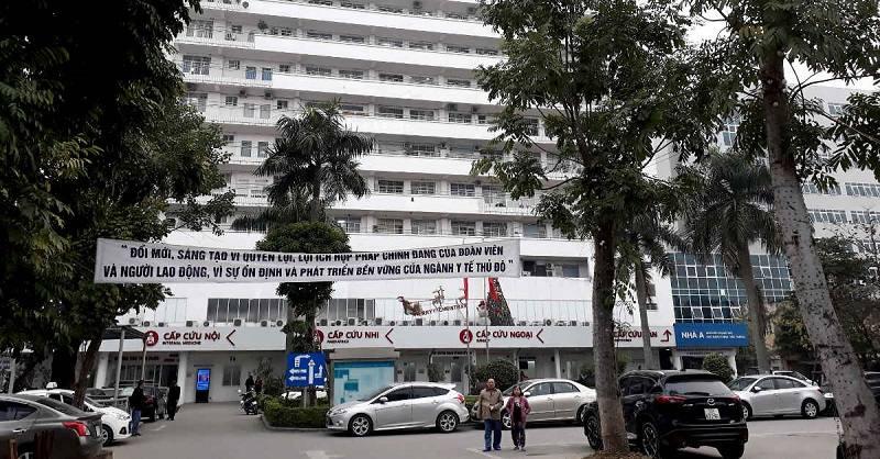 Bệnh viện Thanh Nhàn cũng là địa chỉ chữa xuất tinh sớm ở Hà Nội chất lượng, được nam giới tin tưởng