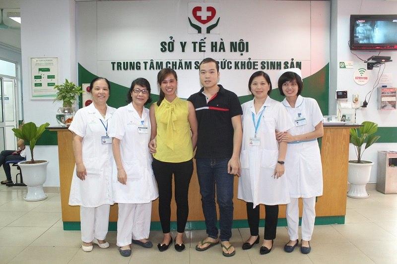 Trung tâm chăm sóc sức khỏe sinh sản là địa chỉ chữa xuất tinh sớm ở Hà Nội đáng tin cậy