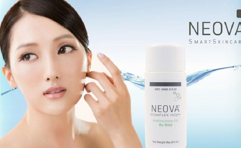 Neova Complex Hq Plus là loại kem trị nám của Mỹ được tin dùng tại thị trường Việt Nam