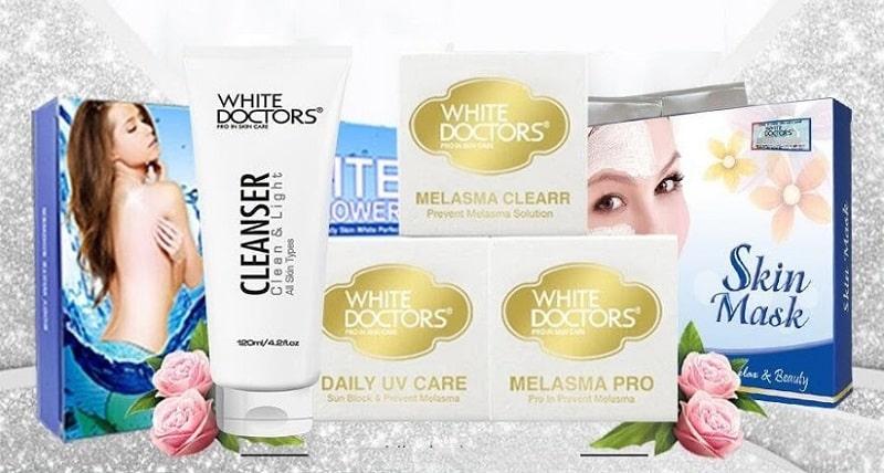 White Doctors Melasma Pro là loại kem đa năng, cải thiện chất lượng và độ bền của da