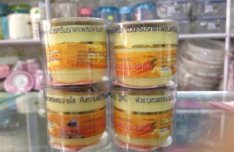 Kem trị nám của Thái - Nano Pearl được nghiên cứu và sản xuất theo tiêu chuẩn quốc tế