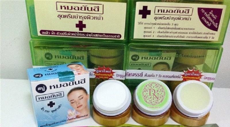 Kem trị nám Yanhee là sản phẩm khá phổ biến trên thị trường hiện nay