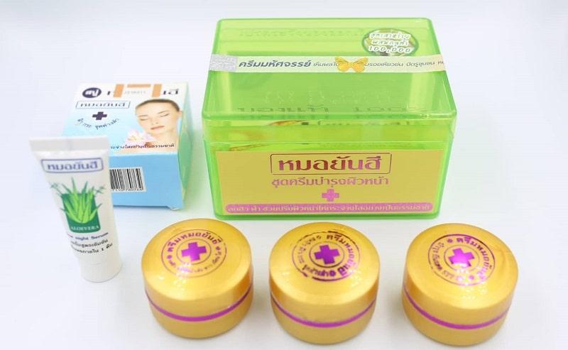 Kem trị nám Yanhee được phân phối và bán tại nhiều cửa hàng mỹ phẩm trên toàn quốc