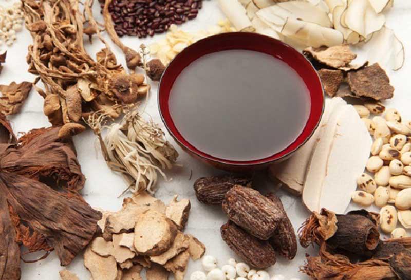 Các bài thuốc Đông y thường được dùng với các trường hợp bị mụn mức độ nhẹ