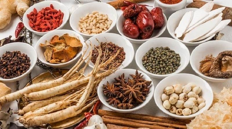 Bài thuốc Đông y từ những thành phẩn thảo dược Đông y tốt cho sức khỏe