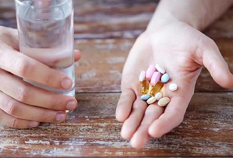 Thuốc kháng histamin được dùng nhiều để giảm ngứa khi nổi mề đay khi trời lạnh