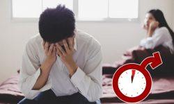 Xuất tinh sớm gây tâm lý e ngại, mất tự tin cho phái mạnh