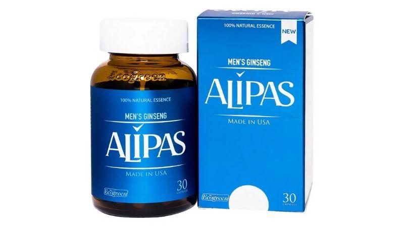 Sâm Alipas chỉ là thực phẩm chức năng không phải là thuốc
