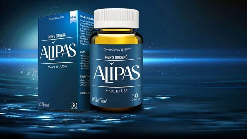 Sâm Alipas mang lại công dụng hỗ trợ và điều trị chức năng sinh lý của cánh mày râu