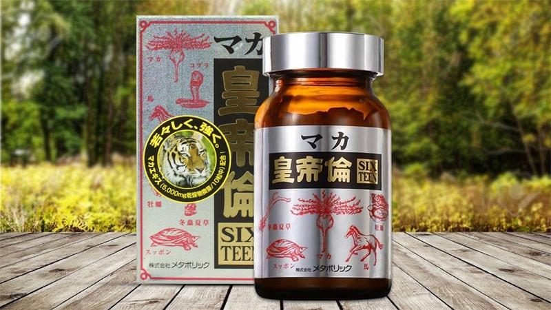 Thuốc chống xuất tinh sớm của Nhật Maka Sixteen đem lại hiệu quả vượt trội