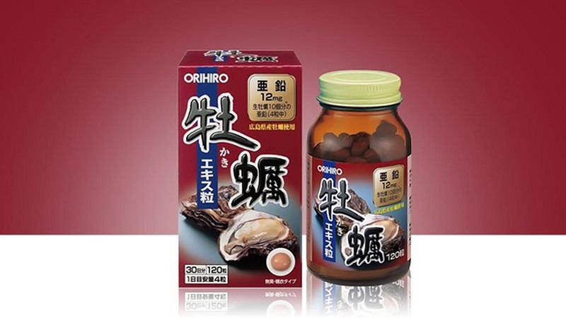 Orihiro là loại thuốc giúp kéo dài thời gian giao hợp hiệu nghiệm