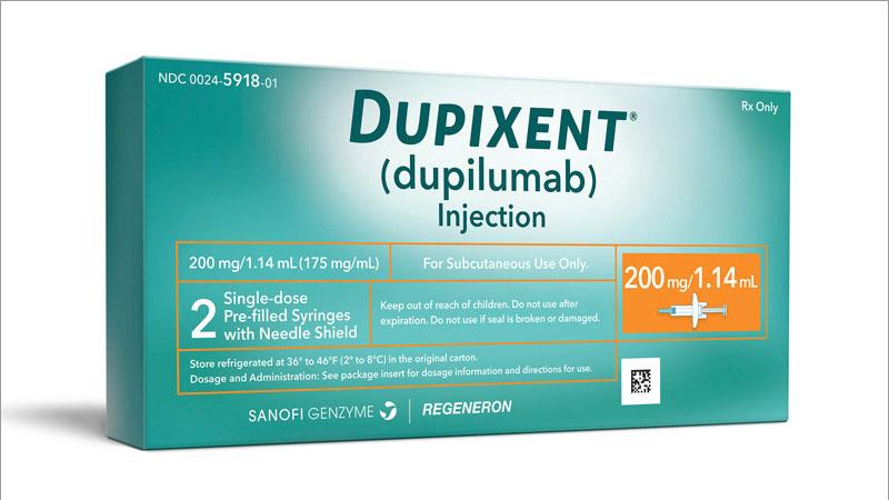 Dupixent - thuốc chữa viêm da cơ địa của Trung Quốc