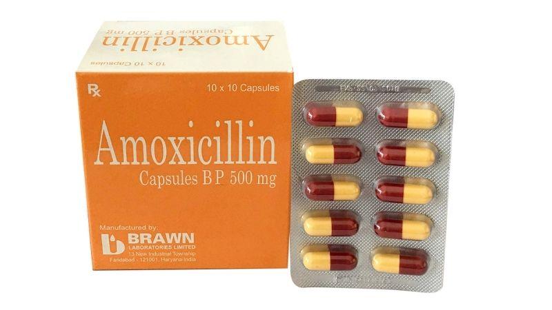Thuốc kháng sinh dạng uống rất cần thiết cho bệnh nhân