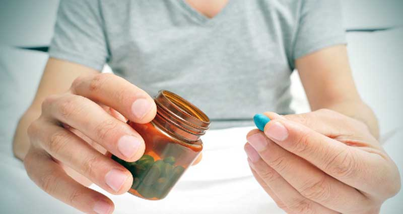 Thuốc trị tiền liệt tuyến làm giảm ham muốn