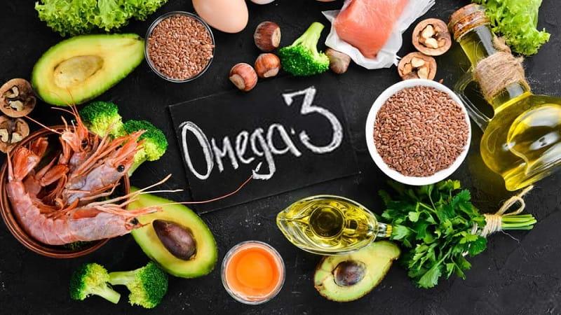 Trẻ cần bổ sung các thực phẩm giàu omega 3
