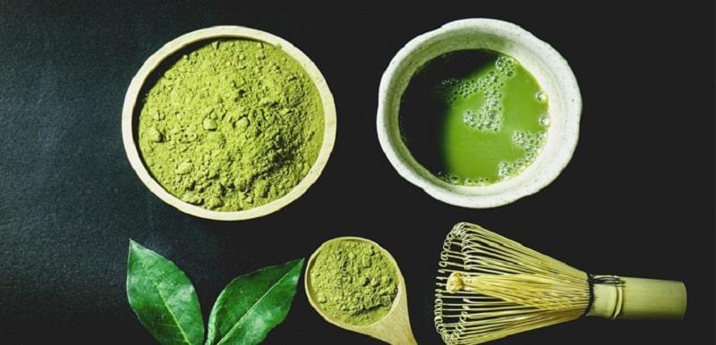 Trà xanh là dược liệu được sử dụng nhiều trong các mẹo làm đẹp