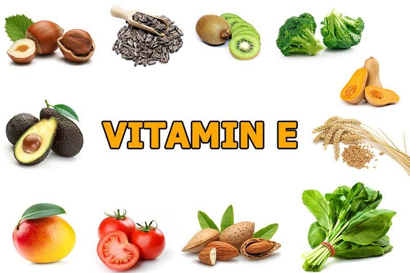 Người bị viêm da cơ địa nên bổ sung các thực phẩm chứa nhiều vitamin E