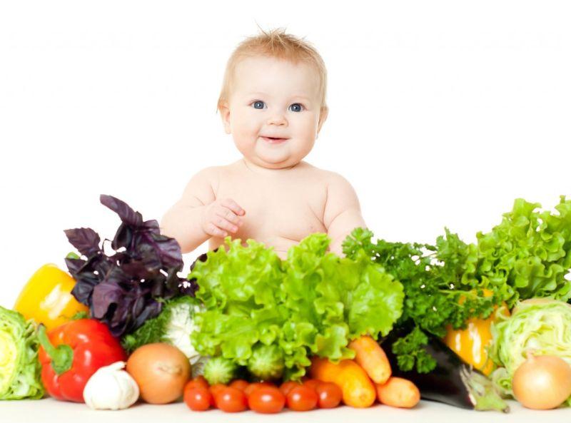 Mẹ nên tăng cường dinh dưỡng cho trẻ