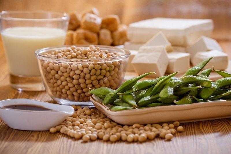 Những thực phẩm từ đậu có thể giảm ham muốn tự nhiên
