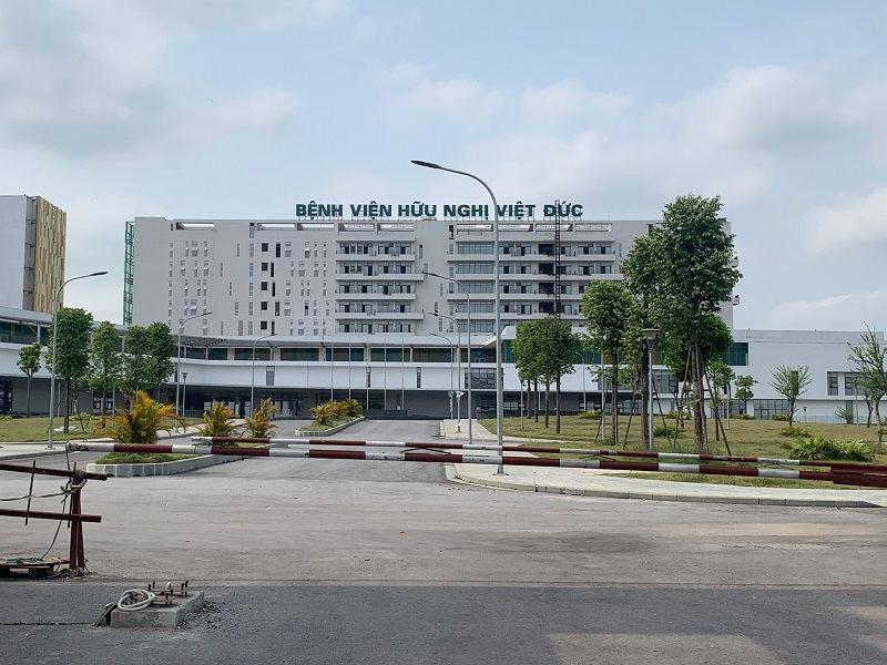 Bệnh viện Việt Đức là cơ sở khám, chữa bệnh nam khoa uy tín