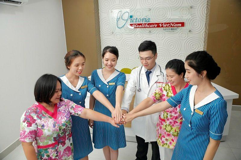 Victoria Healthcare là đơn vị điều trị xuất tinh sớm ở sài gòn