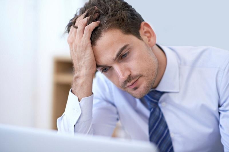 Căng thẳng, áp lực là nguyên nhân khiến hormone sinh dục nam suy giảm