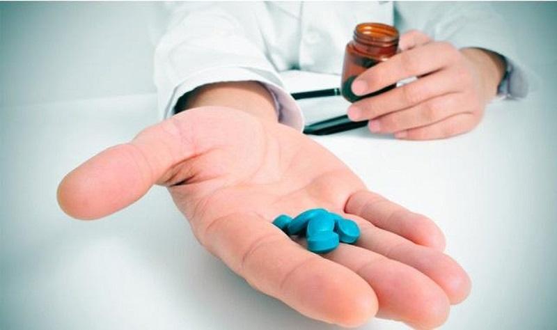 Sử dụng thuốc Tây Y là phương pháp điều trị rối loạn cương dương hiệu quả