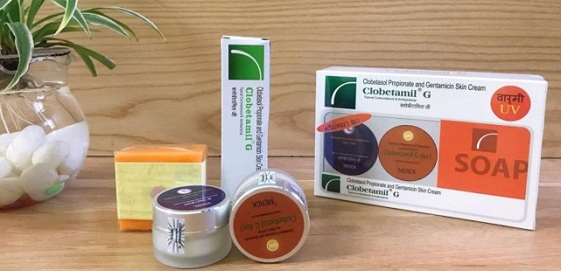 Clobetamil G sẽ giúp các chị em loại bỏ những vết thâm nám và làm đều màu da