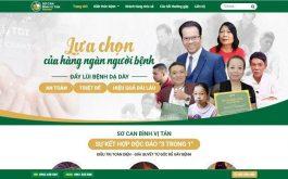 Ra mắt website Sơ can bình vị tán