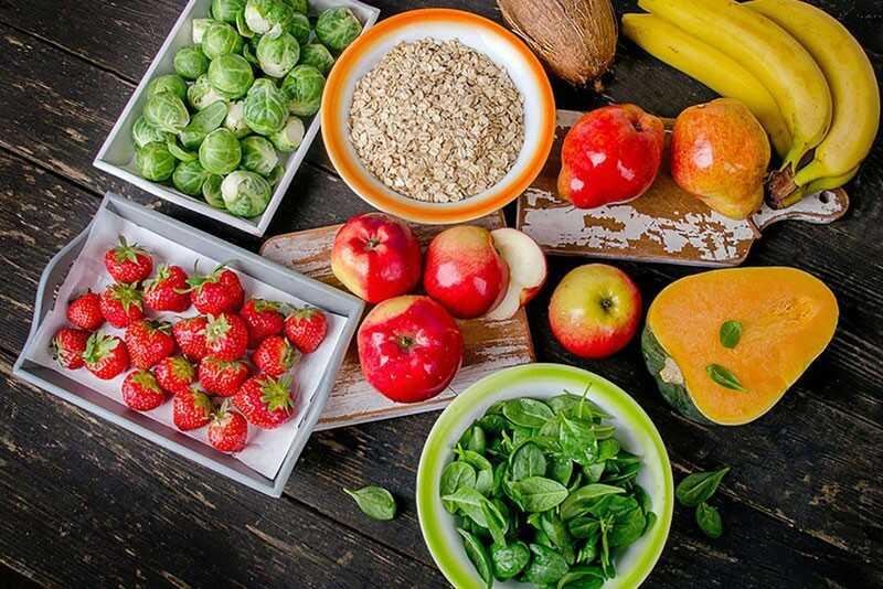 Một chế độ dinh dưỡng lành mạnh sẽ giúp da hồi phục nhanh chóng