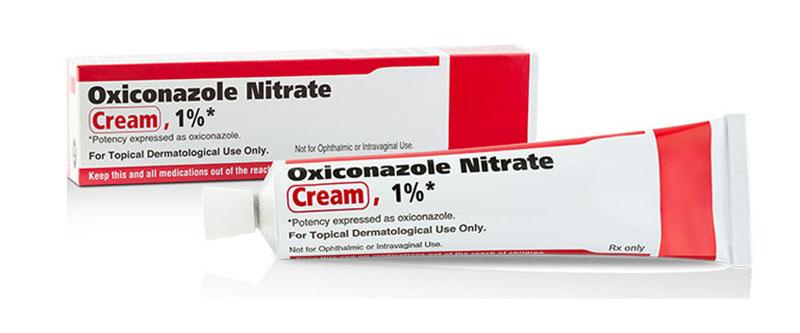 Thuốc trị lác Oxiconazole được đánh giá cao về hiệu quả sử dụng